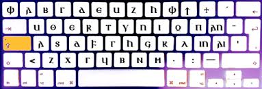 Is the copyright holder of this image under u.s. Gothic And Ipa Keyboard Layout Weihos Bokos
