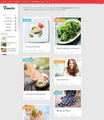Health Blogger Templates 2019 Free Download