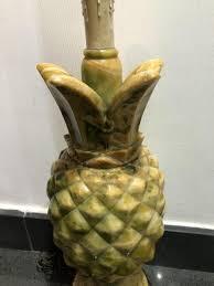 Pineapple Lamp In Italy Alabatre Xx Sec Lamps