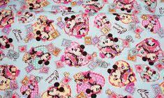 <b>Flannel Mickey Mouse</b> Steamboat Willie fabric, <b>Disney</b> fabric, Mickey ...