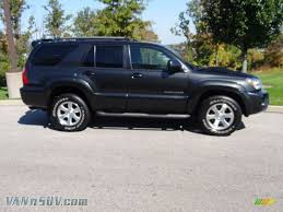 2008 Toyota 4Runner Sport Edition 4x4 in Shadow Mica - 006252 ...