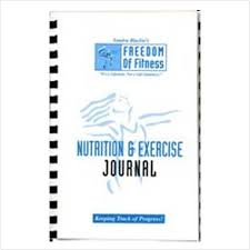 Fitness And Nutrition Journal Nutrition Exercise Journal