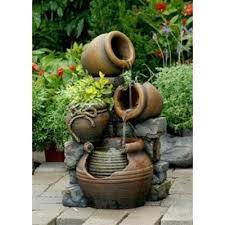 fountains outdoor decor the home depot
