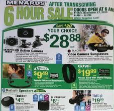 Menards Black Friday 2018 Sale & Deals