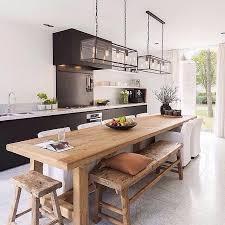 Kitchen island Dining Table New Best 25 island Table Ideas On Pinterest
