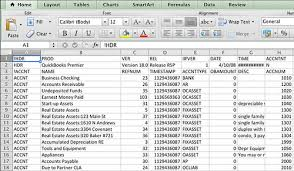 Property Management Chart Of Accounts Import Rental Property Chart Of Accounts Iif Property