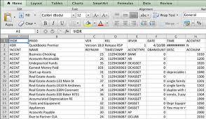 Import Rental Property Chart Of Accounts Iif Property