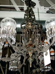 old iron chandelier spectacular gas bronze cast iron chandelier w intricate detailing for iron chandelier old iron chandelier