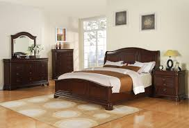 cameron bedroom set dark cherry finish cm750qb decor south throughout dark cherry bedroom furniture
