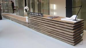 about reception desks rustic wood gallery and desk images