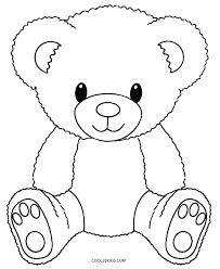 teddy bear coloring pages.  Teddy Pictures Of Teddy Bears To Color Bear Coloring Page  And Pages