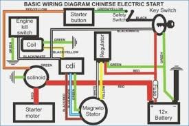 110cc chinese quad wiring diagram in chinese atv wiring diagram 110cc wiring harness diagram at 110cc Wiring Diagram