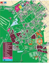 football parking map