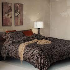 3d leopard print bedding sets egyptian cotton satin twin duvet cover queen size bed sheets blue duvet twin size bedding sets from asite 157 69 dhgate com