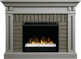 dimplex madison grey electric fireplace mantel with acrylic ice xhd electric fireplace and mantel scott living lexington electric fireplace