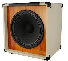 1x12 Guitar Cabinet Empty Panama Tonewood Standard Palo Mora 1x12 Guitar Speaker Cabinet