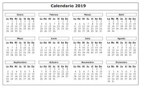 Immagine Calendario 2019 Ikbenalles