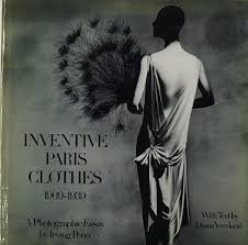 jason books rare second hand books auckland fashion interiors inventive paris clothes 1909 1939 a photographic essay by irving penn text by diana vreeland thames and hudson 1977 60