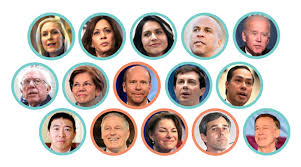Democratic Candidate Comparison Chart Heres Where The Democratic Candidates Stand On The Biggest