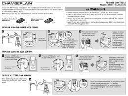clicker garage door keypad instructionsGarage Appealing chamberlain garage door opener manual ideas