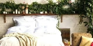 Earthy Bedroom Custom Decoration