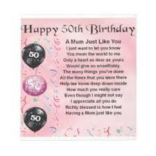 Geburtstagswünsche 50 Geburtstag Mama
