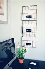 wall mounted office organizer system. Amanda Carol Interiors Wall Mounted Office Organizer System A