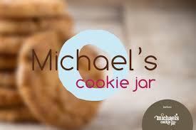 Michael's Cookie Jar Awesome Michael's Cookie Jar Logo Design KWIRX Creative