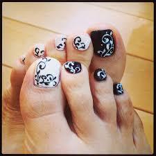 Toe Nail Art: abstract design by adamnails.deviantart.com on ...