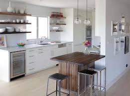 White Appliances Find The Limelight New Modern Kitchen With White Appliances