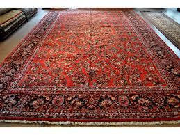 sarouk persian rug large size