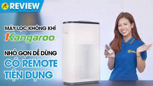 Máy lọc không khí Kangaroo: nhỏ gọn, lực hút mạnh, lọc bụi nhanh (KG38AP) •  Điện máy XANH - YouTube