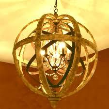 wood sphere chandelier ceiling lamp sphere chandelier with crystals wooden orb chandelier with crystals font crystal font lighting font chandelier ceiling
