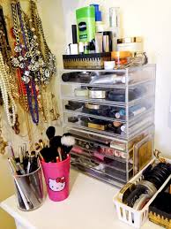 katie s bliss makeup collection organization