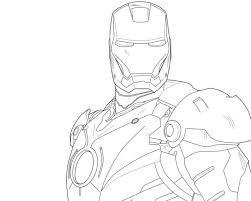 Small Picture Iron Man Coloring Pages For Kids Free Coloring Pages For