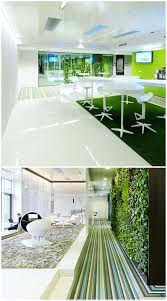 Microsoft Headquarters Office Interior in Vienna #color #office ...