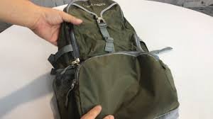 <b>Ultralight</b>, foldable, packable, <b>portable travel</b> 35L backpack from ...