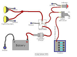 auto lighting wiring diagram auto wiring diagrams description foglite auto lighting wiring diagram