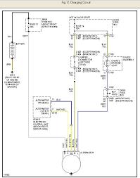 1995 honda accord 2 2 alternator wiring 1990 F250 Alternator Wiring Diagram Ford Truck Alternator Wiring