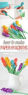 How To Make A Simple Paper Flower Bouquet Handmade Flower Tutorials 37 Inspiring Flower Projects
