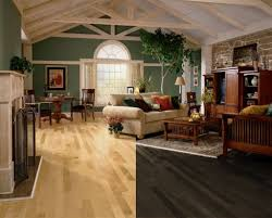 What Furniture Looks Good With Light Wood Floors Awesome Light Brown Wood Floor And Dark Hardwood Maple