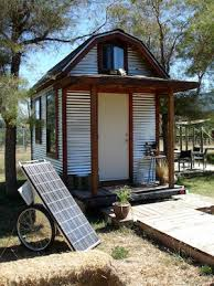 solar powered tiny house. SolSolutions Options For Tiny Home Solar Power. TinyHouseSolarPower4 Powered House E