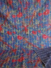 Tribal Asian Textiles Bird Print Queen Size Kantha Quilt Kantha ... & Tribal Asian Textiles Bird Print Queen Size Kantha Quilt Kantha Blanket,  Bed Cover, King Kantha Bedspread, Bohemian Bedding Kantha Size 90 Inch X  108 Inch Adamdwight.com