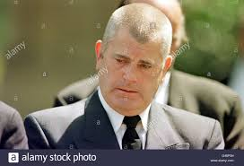 Actor Ken MacDonald from Only Fools and Horses attends the funeral of Stock  Photo - Alamy