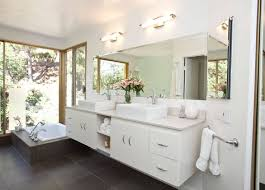 powder room bathroom lighting ideas. View In Gallery Tidy Powder Room Bathroom Lighting Ideas O