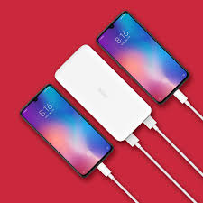 Pin sạc dự phòng Xiaomi Redmi 10000mAh TypeC - Màu Trắng Nhỏ Gọn Sang  Trọng, Giá tháng 10/2020