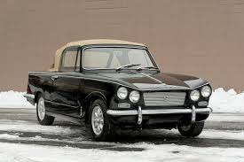 Image result for photo Triumph Vitesse