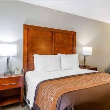 comfort inn santa monica west los angeles room 1 queen bed