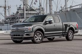 The 2018 Ford F-150 Exterior