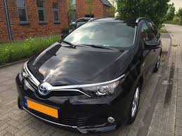 Toyota Auris Touring Sports 18 Hybrid Lease 2015 Review Autoweeknl